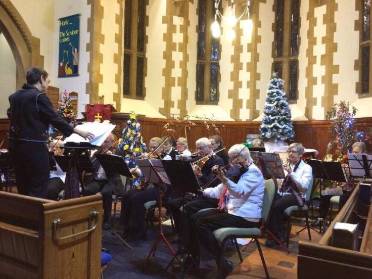 Christmas Concert 2018 photo